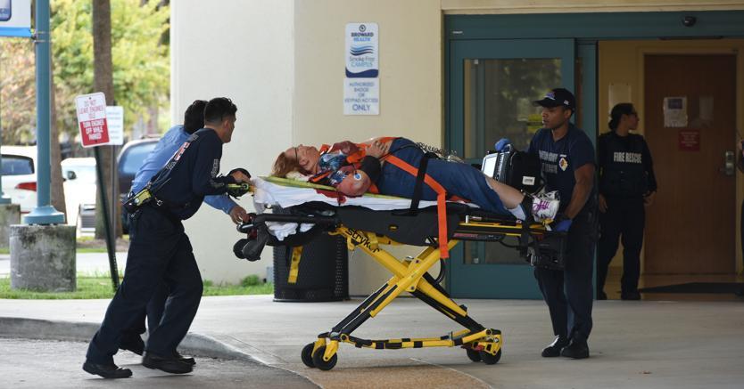 Le prime immagini della sparatoria all'aeroporto di Fort Lauderdale
