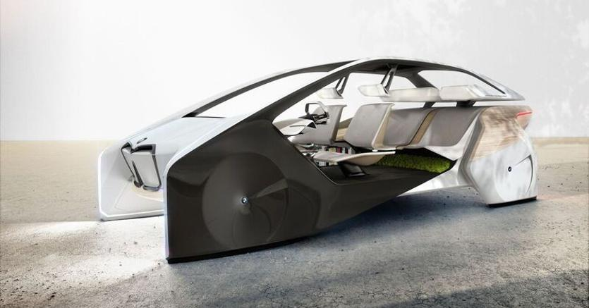 Il concept Bmw Inside Future