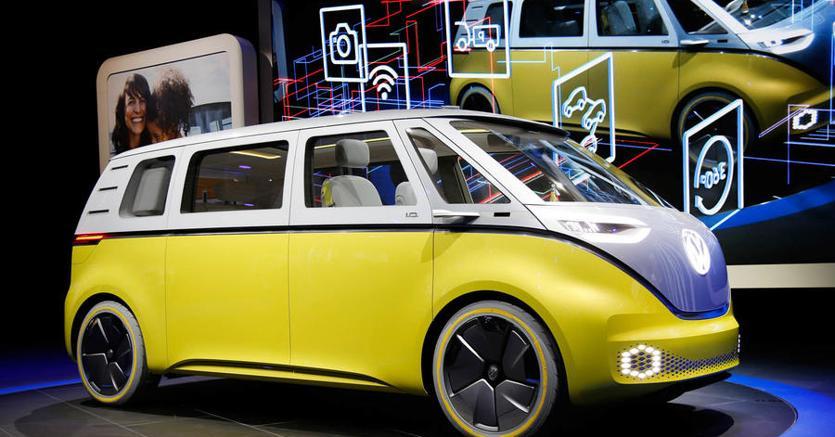 Volkswagen Il Mitico Pulmino Diventa Elettrico E Si