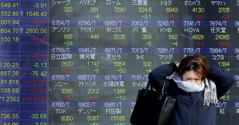 51f8413431 Borse, Tokyo in calo (-0,79%). Takeda strapaga per rilevare Ariad ...