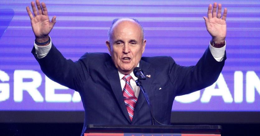 Rudolph Giuliani (Ansa)
