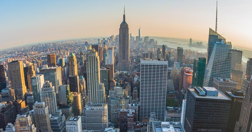 new york e chicago ecologia cultura liberal e grande