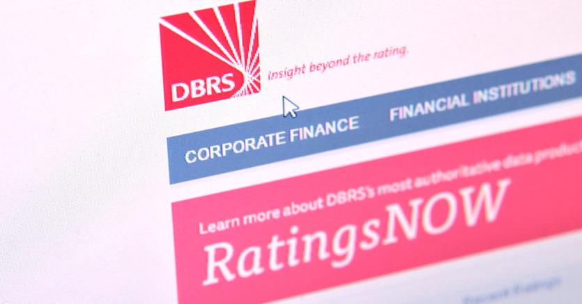 Italia, Dbrs taglia rating sovrano a BBB(High), trend stabile