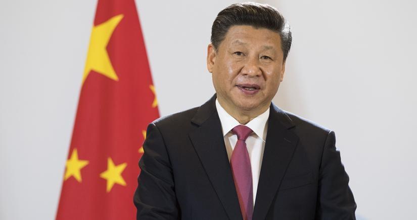 Davos, Xi