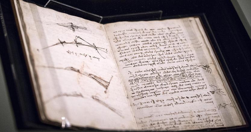 Il Codice del volo di Leonardo