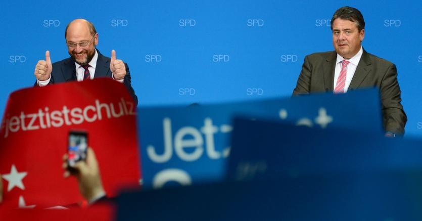 Schulz, dall'emiciclo di Strasburgo alla sfida con Merkel