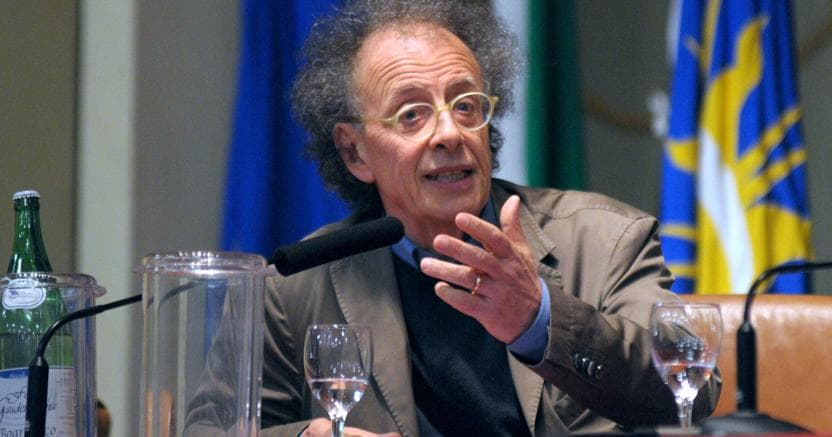 Gherardo Colombo. Foto Olycom