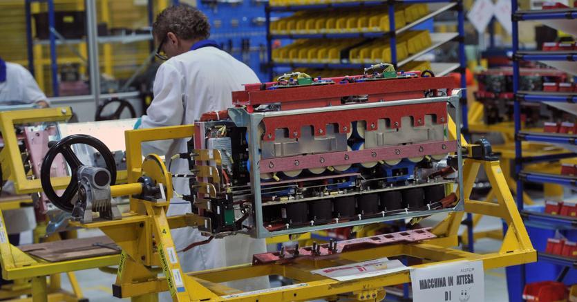 Industria, salgono fatturato e ordini