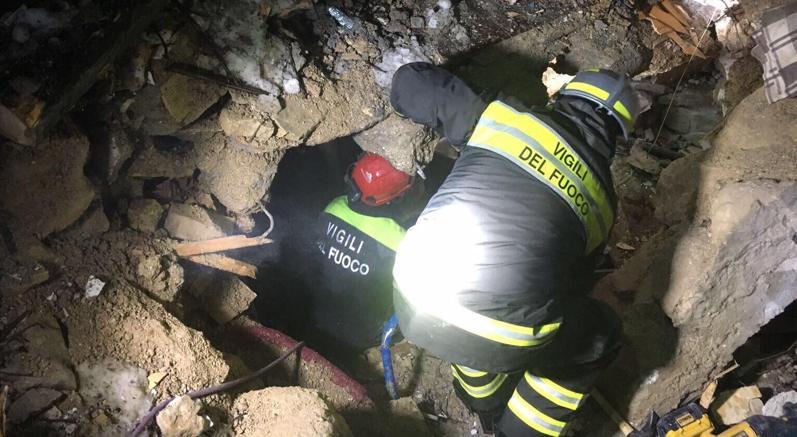 53 minuti fa - Rigopiano, 29 vittime. Ipotermia tra le cause della morte