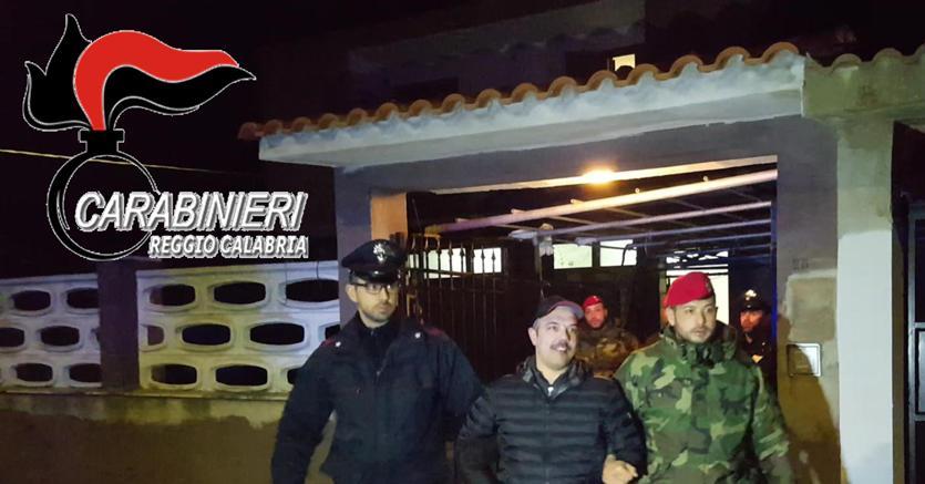 Ndrangheta, arrestato a Gioia Tauro il latitante Antonino Pesce