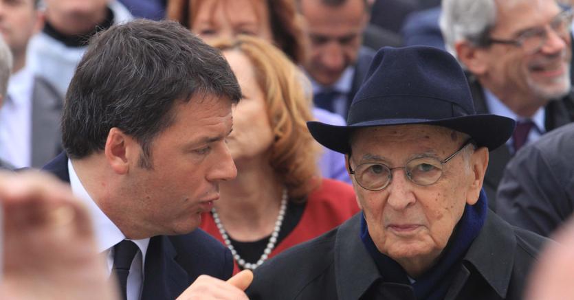 Fdi, Napolitano vergogna, subito al voto