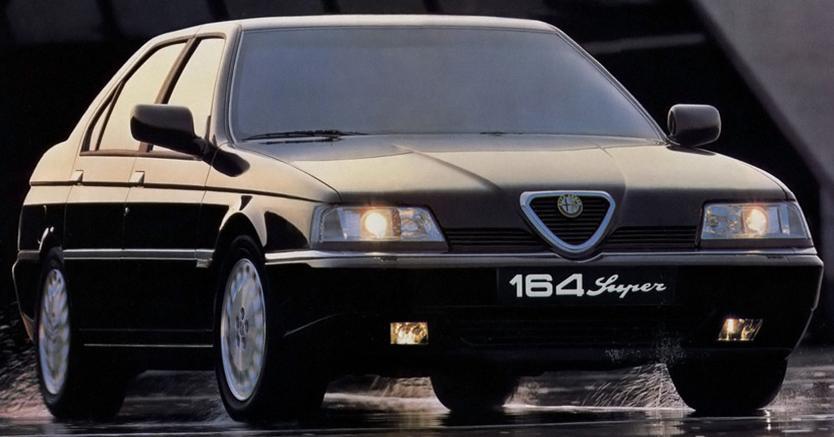 Alfa 164: forse non sarà da co...