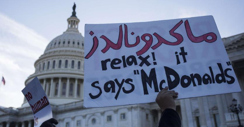 Microsoft è contro il divieto dei musulmani in USA indetto da Trump