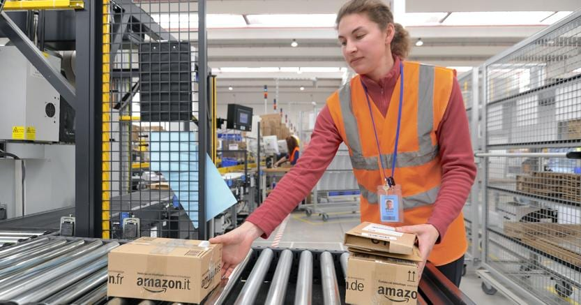 Amazon investe a Passo Corese, 150 milioni e 1.200 posti di lavoro
