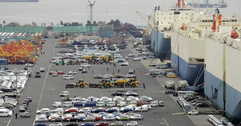 Il porto di Genova. (Fotolia)