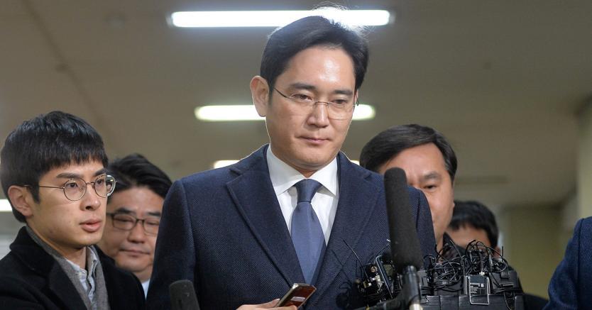 Arrestato il vicepresidente di Samsung