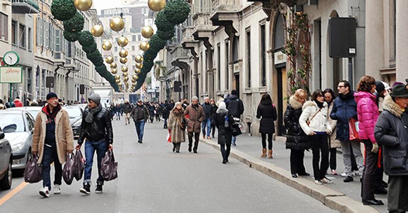 I negozi spariscono dal centro storico.