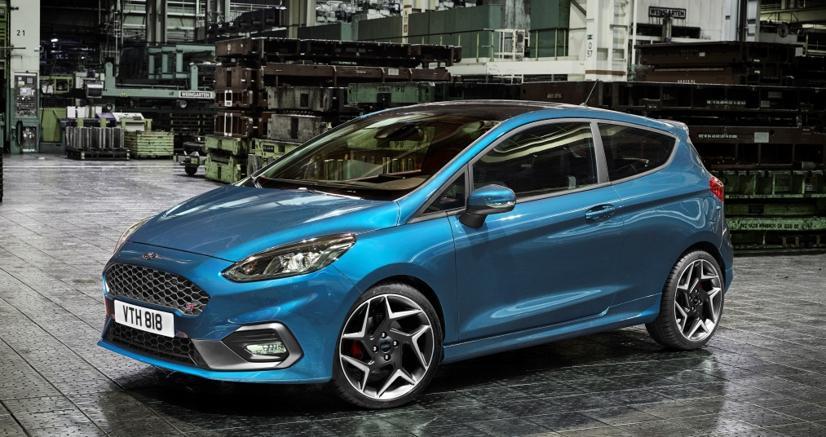 Ford Fiesta, a Ginevra debutta la