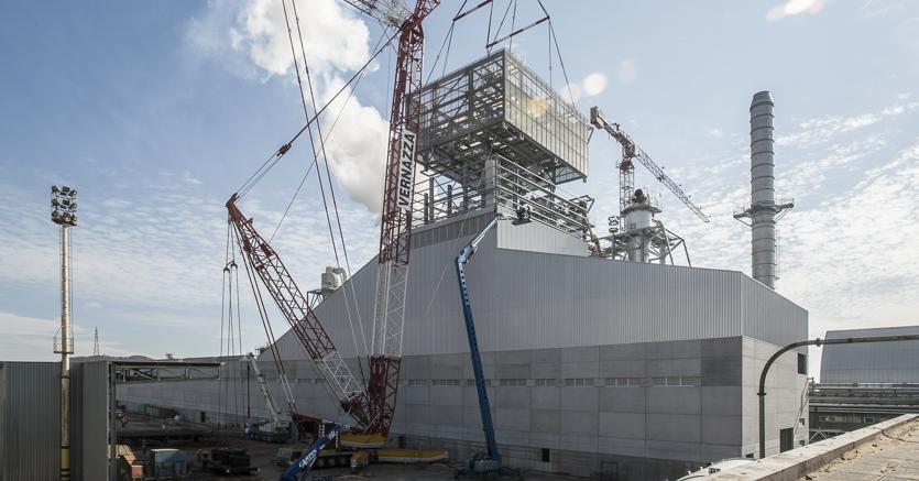 Il nuovo stabilimento nella zona industriale di Osoppo