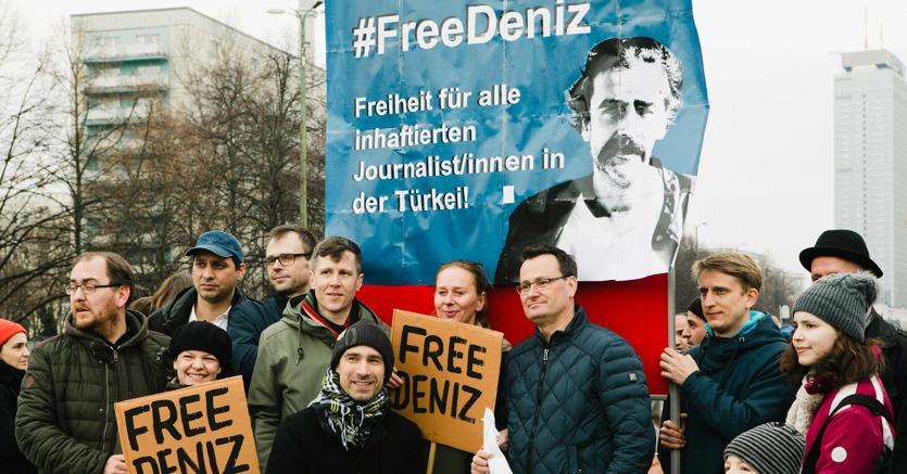 Turchia, convalidato l'arresto del corrispondente del Die Welt