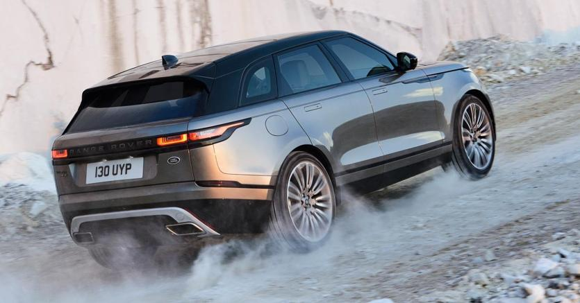 Road to Genève: Velar, il nuovo asso di Land Rover