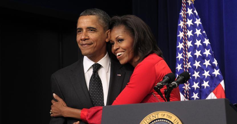 Barack e Michelle Obama scriveranno due libri di memorie. Diritti d'autore venduti per più di 60 milioni di dollari