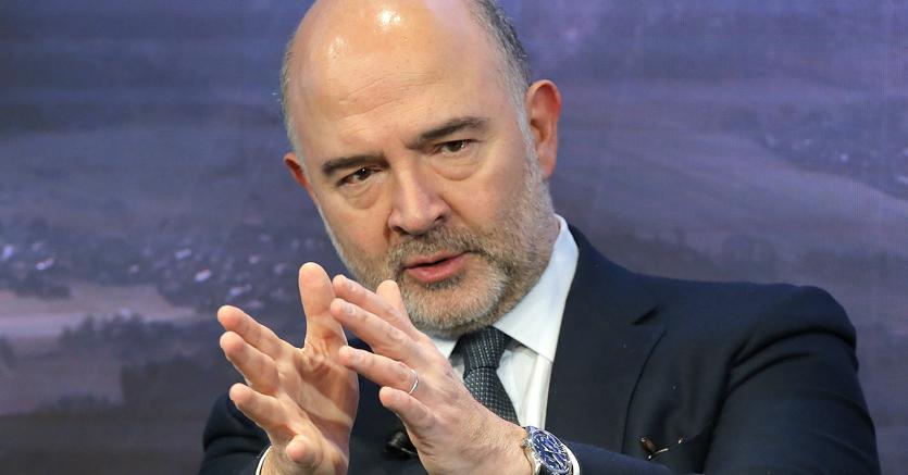 Moscovici: non chiediamo all'Italia sforzi irrealistici