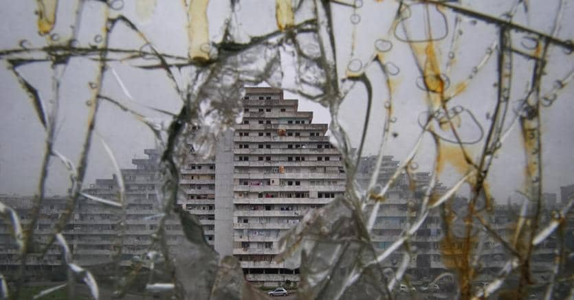 Scampia, De Magistris: