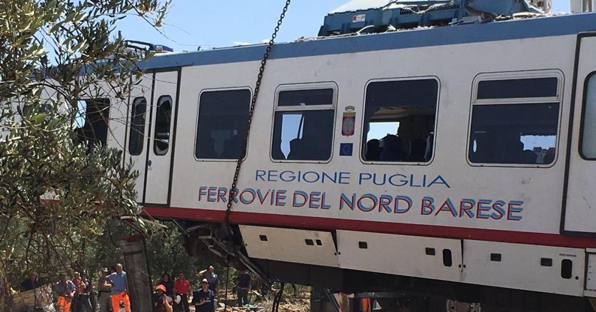 Il disastro ferroviario del luglio 2016