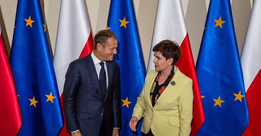 Consiglio Ue, la Polonia minaccia battaglia sulla conferma di Tusk