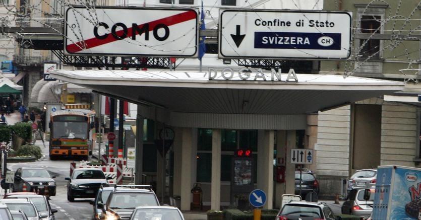Italia e svizzera intesa sui contribuenti recalcitranti - Dogana svizzera cosa si puo portare ...
