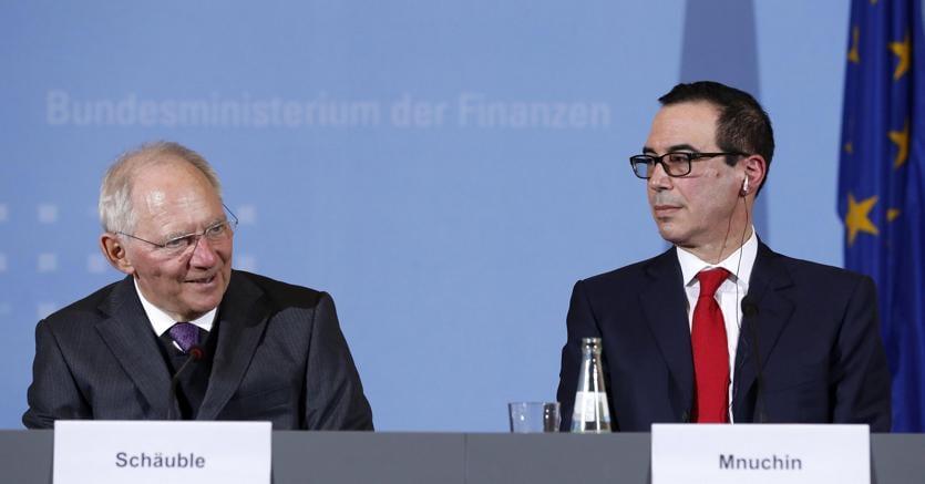 Cosa si sono detti Merkel e Trump