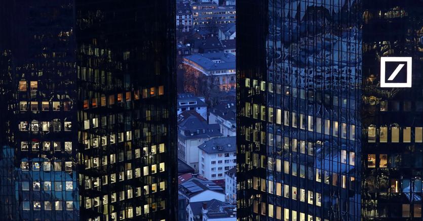 Risultati immagini per FRANCOFORTE DEUTSCHE BANK IMMOBILE