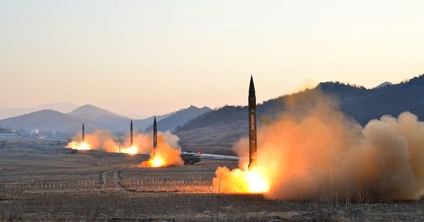 Corea del Nord: Pyongyang fallisce nuovo test missilistico