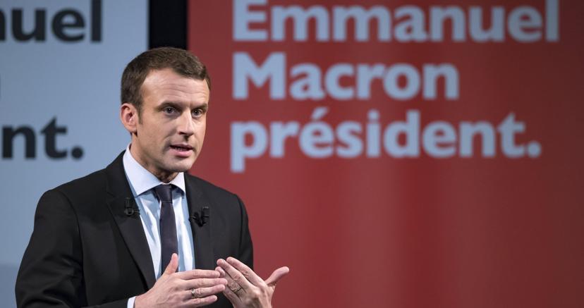 Il primo dibattito tv premia Macron