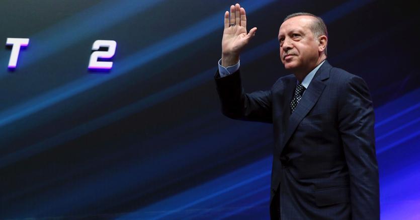 Tayyip Erdogan(Afp)
