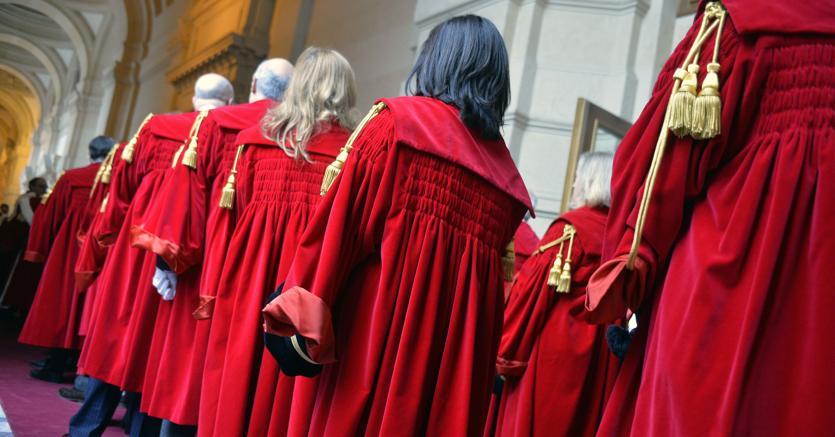 Magistrati in Cassazione (Imagoeconomica)