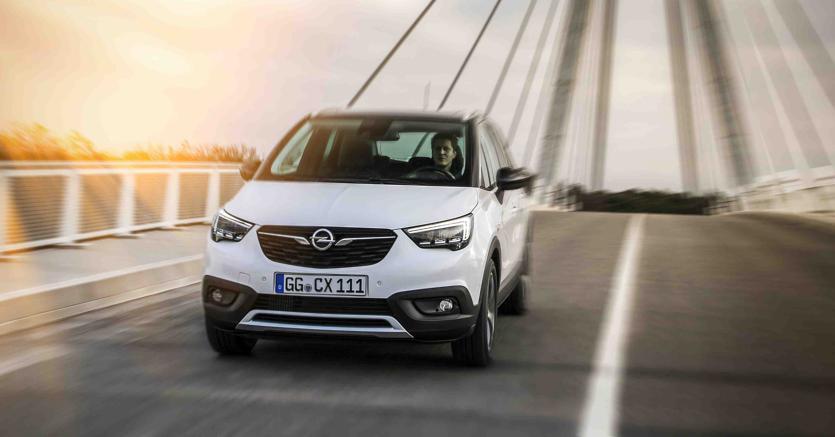Opel crossland x in vendita da giugno quanto costa il - Quanto costa il canone rai 2017 ...