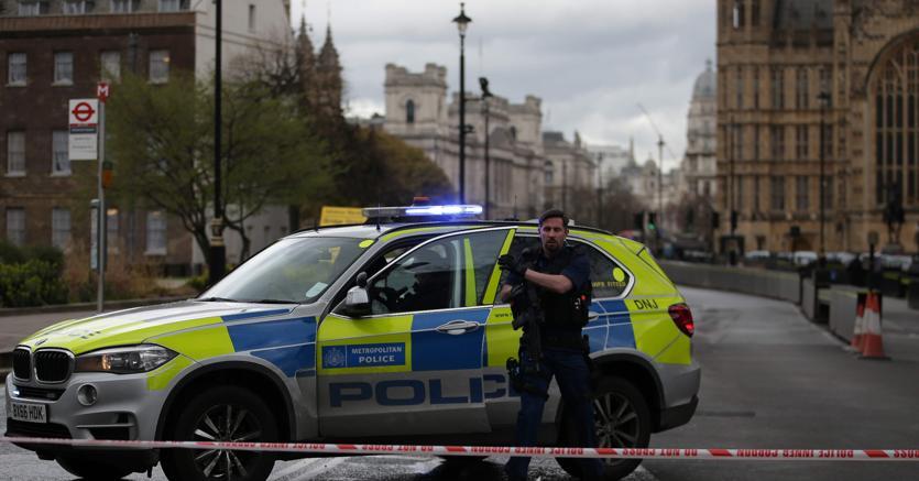 Panico a Londra: attacco al Parlamento