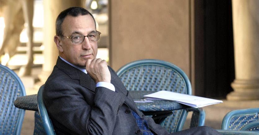 L'economista Giacomo Vaciago
