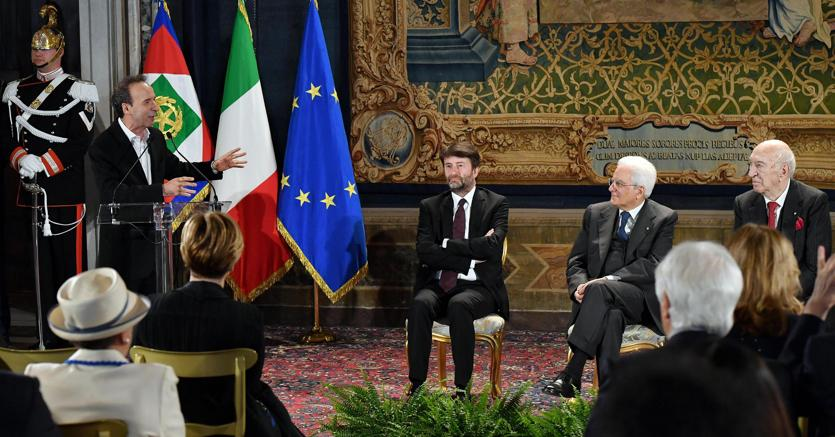 David di Donatello, Mattarella,