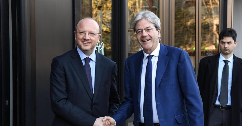 Governo: Gentiloni, Italia punta su qualità e scambi