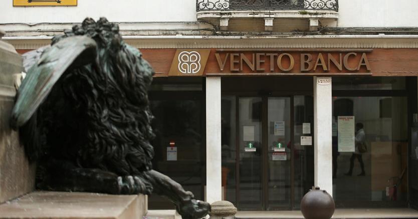 Banche Venete:Bce,fabbisogno 6,4 mld