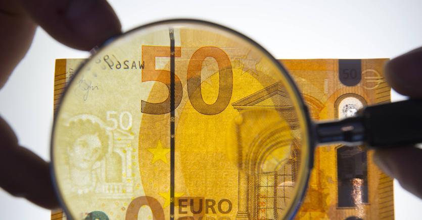 In circolazione da oggi le nuove banconote da 50 euro
