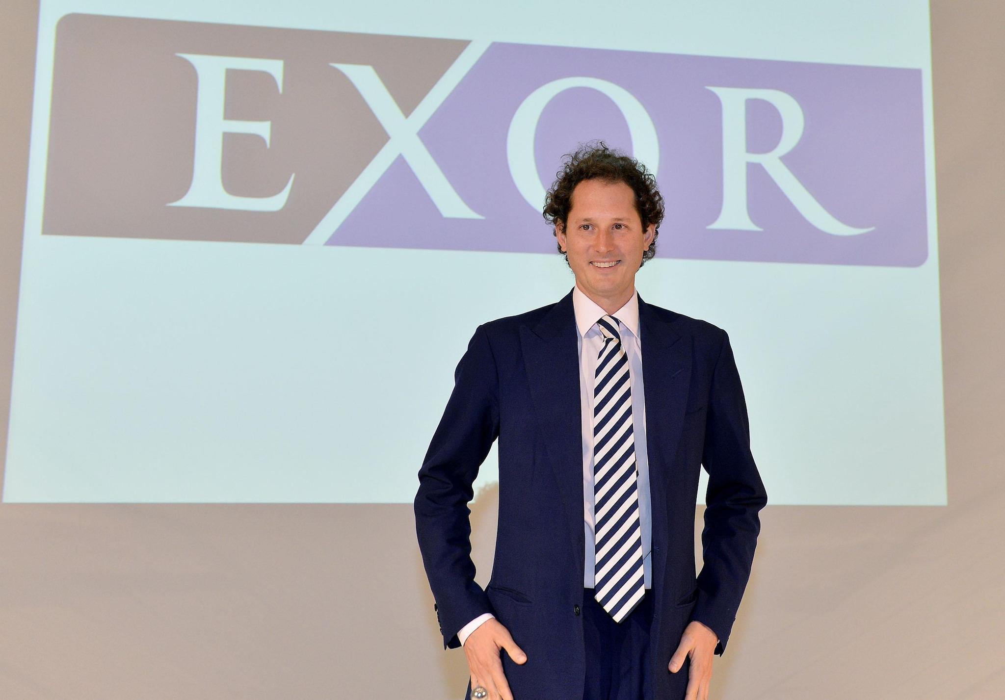 Elkann, Marchionne lascerà Fca nel 2019
