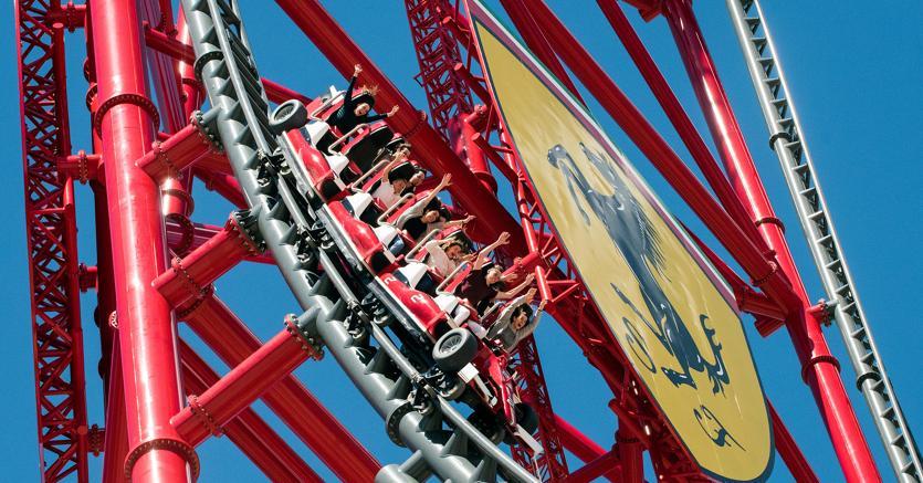 Ferrari Land, apre il parco divertimenti dedicato al Cavallino Rampante