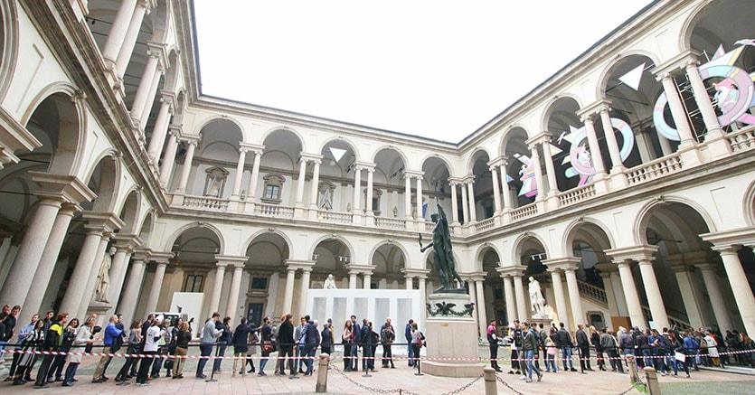 Milano turisti in corsa nel 2017 con le fiere gli eventi - Fiere casa 2017 ...