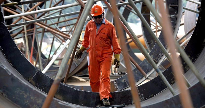 Italia ha il quinto livello più alto nell'Ocse di tasse sul lavoro