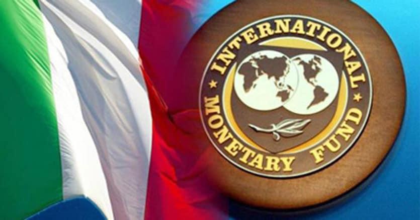 Fmi, riviste le stime sul Pil Italia: +0,8% nel 2017