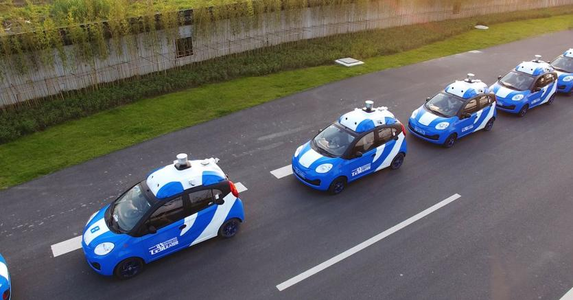 Taxi a guida autonoma in città dal 2020: rivoluzione Bosch e Daimler